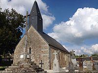 La Chapelle Engerbold - Eglise Saint-Gerbold.JPG