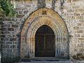 La Dornac église portail.JPG