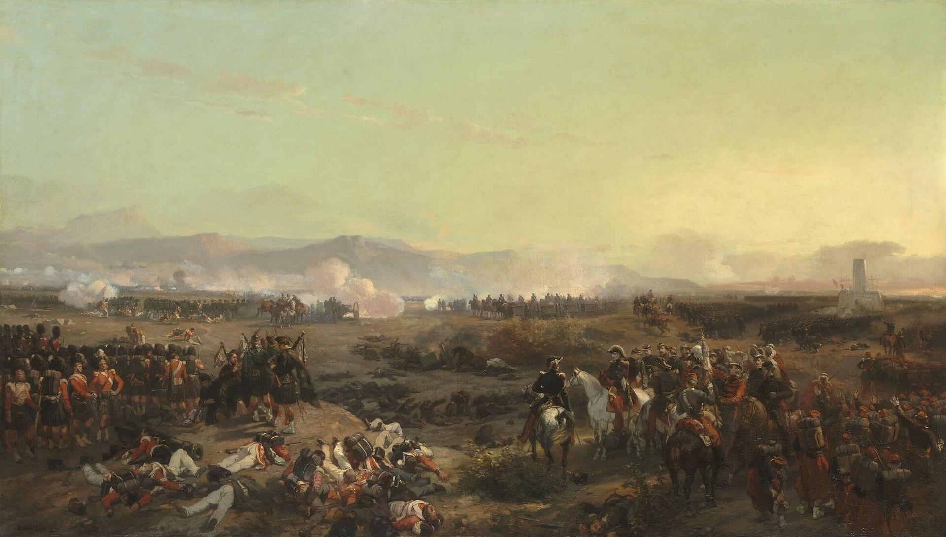 Битва при Альме 20 сентября 1854 года. Лами, Эжен Луи