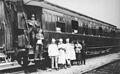 La brigade du train présidentiel en 1919.jpg