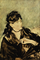 Lady with a Fan - Edouard Manet.png