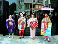 Laforet 'Chindon' Music Band - Harajuku - Tokyo.jpg