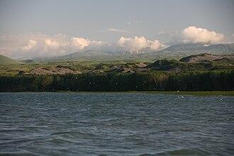 Sevan National Park - Image: Lake Sevan 6