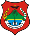 Official seal of Banggai Regency