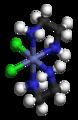 Lambda-cis-dichlorobis(ethylenediamine)cobalt(III).png