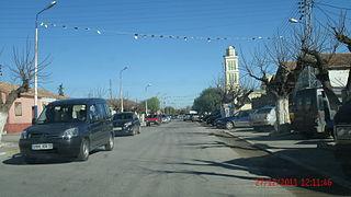 Lamtar Commune and town in Sidi Bel Abbès Province, Algeria