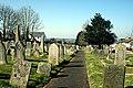 Lanchard Cemetery, Liskeard - geograph.org.uk - 376312.jpg