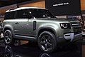 Land Rover Defender (L663) at IAA 2019 IMG 0688.jpg