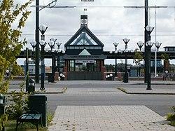 Landskrona station