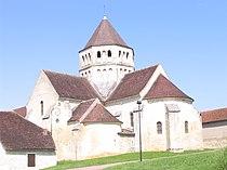 Laroche-Saint-Cydroine - Église Saint-Cydroine - 1.jpg