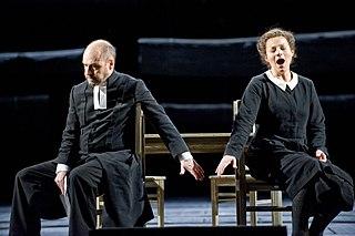 <i>Stiffelio</i> opera by Giuseppe Verdi