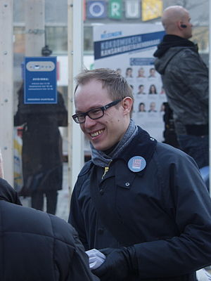 Lasse Männistö - Image: Lasse Männistö 2011