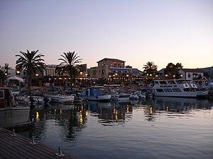 Latchi - Latchi Harbour