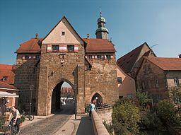 Nürnberger Tor in Lauf
