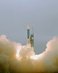 Launch of Delta II rocket carrying WorldView-1 (070918-F-9876D-003).jpg