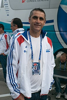 Laurent Jalabert, Mendrisio 2009 - Men Elite.jpg