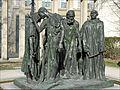 Le Monument aux Bourgeois de Calais dAuguste Rodin (musée Rodin) (5527575232).jpg