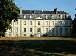 Le château de Landebaudière..JPG