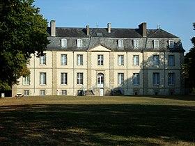 Le château de Landebaudière.