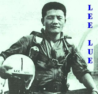Lee Lue Laotian Air Force officer (1935-1969)