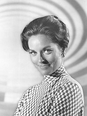 Lee Meriwether - Meriwether in a publicity photo for The Time Tunnel (1966)