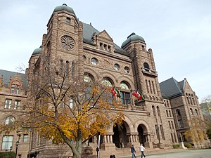 Legislative Assembly of Ontario - Legislative Assembly of Ontario