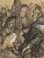 Leo Gestel Vluchtelingen uit België 1914.jpg