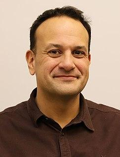 Leo Varadkar Irish Fine Gael politician and physician (born 1979)