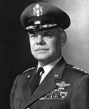 Leon W. Johnson - General Leon W. Johnson