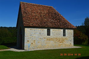 Les Authieux-sur-Calonne - The Chapel of Saint Meuf