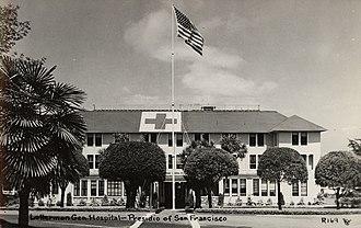 Letterman Army Hospital - Letterman General Hospital