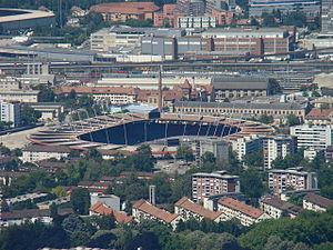 FC Zürich - Letzigrund