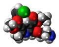 Levamlodipine molecule spacefill.png