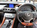 """Lexus RC F """"Carbon Exterior package"""" (USC10) interior.JPG"""