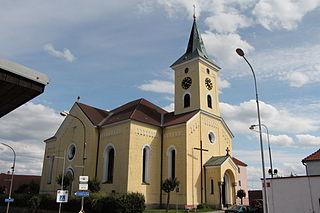 Lišov (České Budějovice District) Town in South Bohemian, Czech Republic