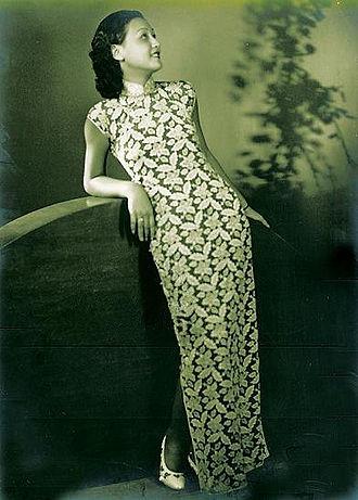 Li Lili - Li Lili in the 1930s