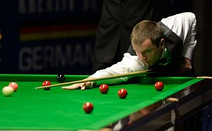 Liam Highfield - Liam Highfield at 2015 German Masters