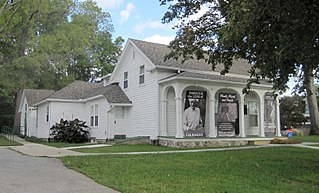 Liberty Hyde Bailey Birthplace United States historic place