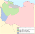 Libia - Segonda Guèrra Civila (30 d'abriu de 2016).png