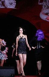 Life Ball 2009 The Blonds fashion show 1.jpg