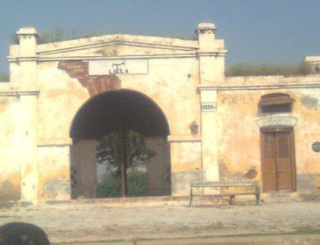 Lilla railway station