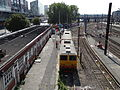 Lille - Travaux en gare de Lille-Flandres (B17, 18 juin 2013).JPG