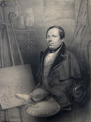 Louis Joseph César Ducornet - Ducornet c. 1840