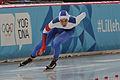 Lillehammer 2016 - Speed skating Men's 500m race 1 - Dmitrii Filomonov.jpg