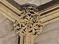 Lincoln Cathedral, Angel Choir N aisle, 19th from East (38904012594).jpg