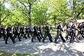 Lippujuhlan päivän paraati 2013 13 Maanpuolustuskorkeakoulun ohimarssi.JPG