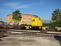 Little Giant Crane No.912 Israel Railways.jpg