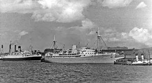 Elder Dempster Lines - Image: Liverpool Princes Landing Stage geograph 3080442 by Ben Brooksbank