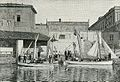 Livorno Accademia Navale piccolo porto per le imbarcazioni.jpg