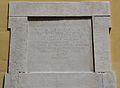 Livorno Via Forte San Pietro plaque 01.JPG